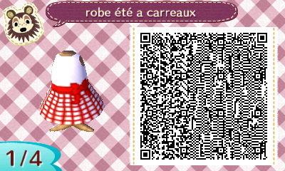 Mes petits QR codes Robe_y10