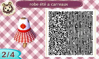 Mes petits QR codes Robe_y11