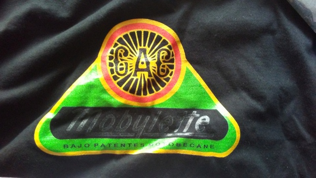Camisetas logo G.A.C. Mobylette 2019 20180319