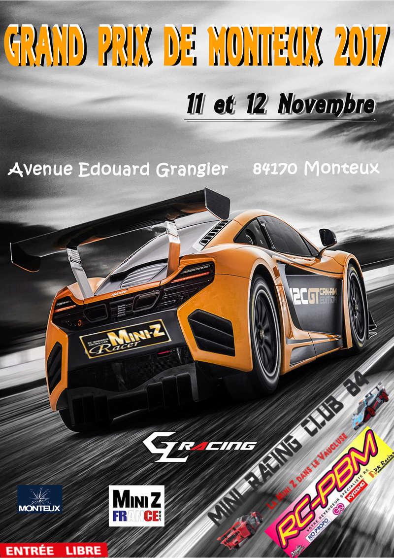 (84) - 11 et 12 Novembre 2017 - MRC 84 - Grand Prix de Monteux 2017 Affich10