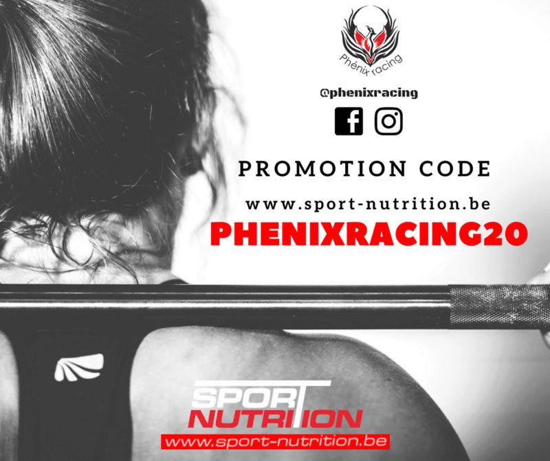 Préparation physique - Moto de course - Promotion Phenix10