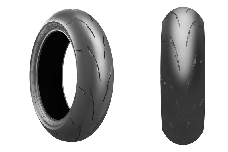 NEW - Bridgestone Battlax Racing R11  Rear10