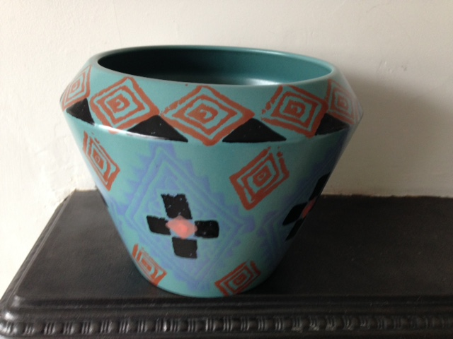 1980's Next Interiors Vase - Anyone know who the designer is? Next10
