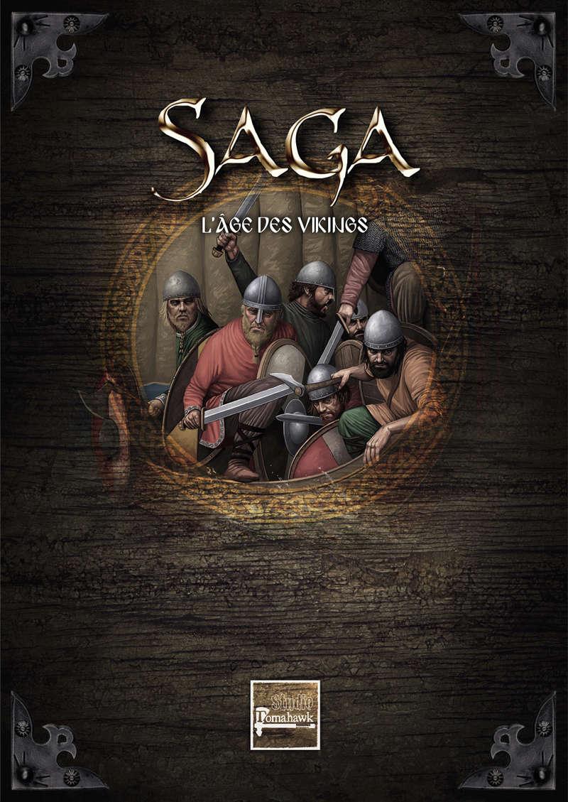 SAGA Nouvelle Edition | SAGA 2 | SAGA édition 2018... Couv_a10