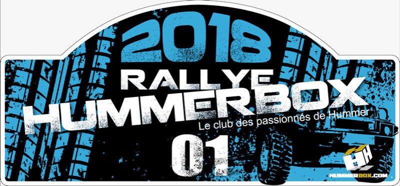 Plaque Rallye HUMMERBOX 2016 , 2017 et 2018 (2014 , 2015 épuisé ! devient Collector) Img-2012