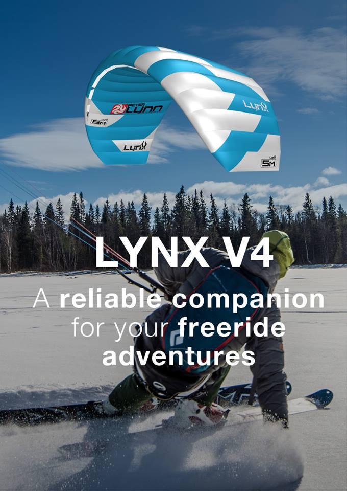Nouvelle Peter Lynn Lynx V4 24899610