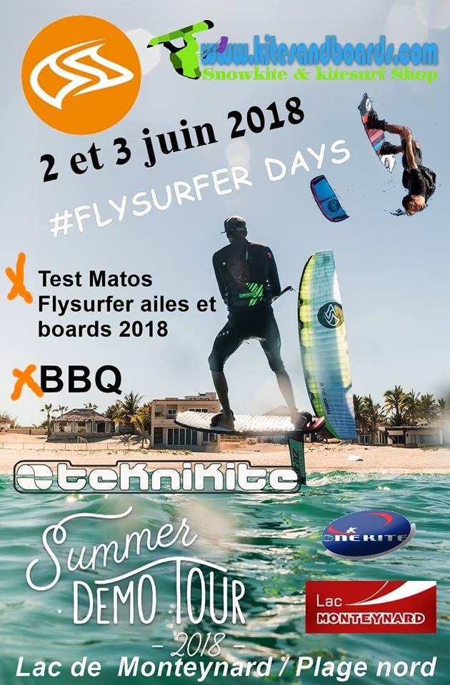 Flysurfer Demo tour au Lac de Monteynard 2 et 3 juin 34016210