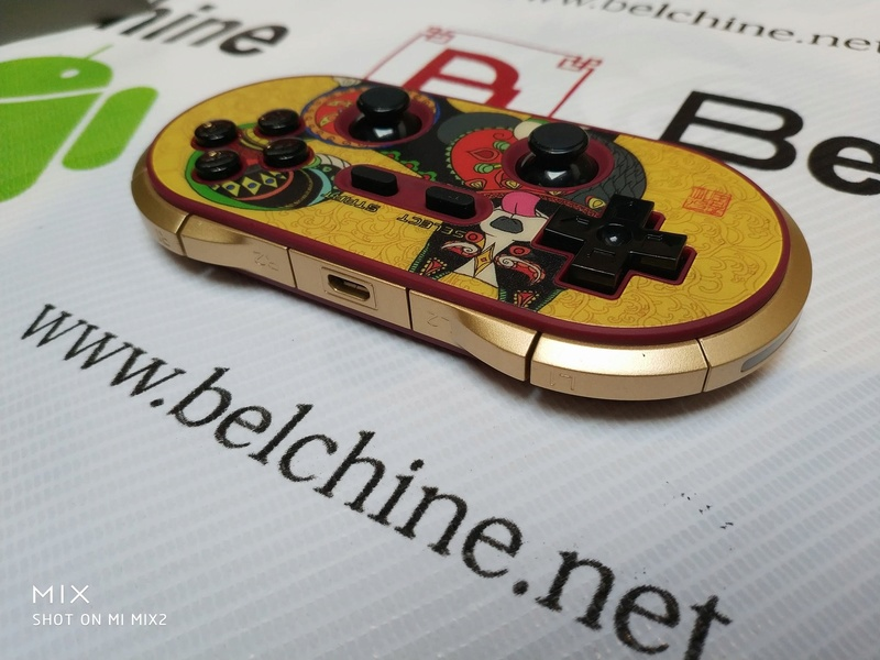 8Bitdo FC30 Pro 'Year of the Dog' Collector Edition sur Belchine.net Year_o12
