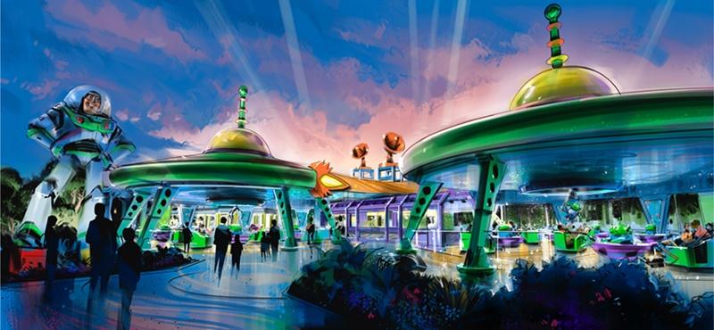 [Parc Walt Disney Studios] Nouvelle zone La Reine des Neiges  (202?) > infos en page 1 - Page 4 4c5d3910