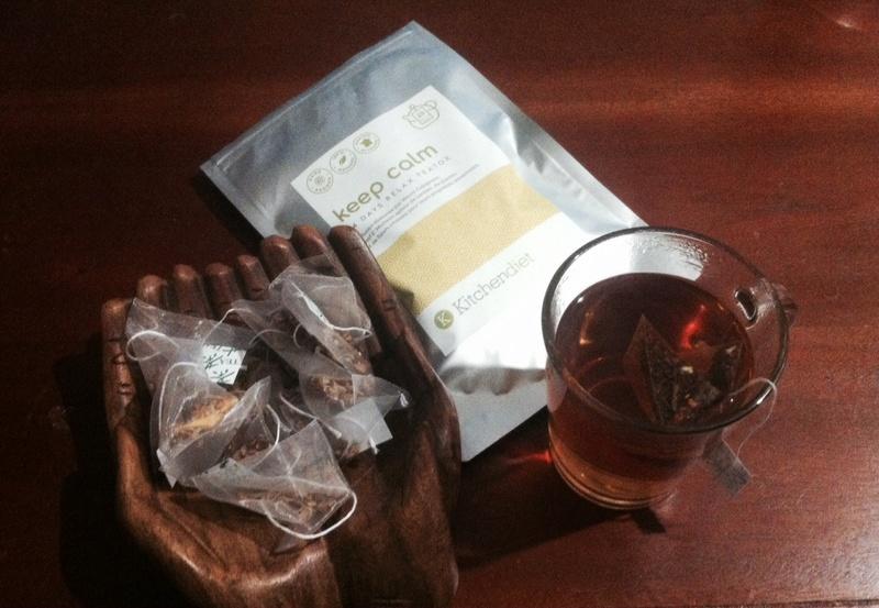 Nouveauté : cure de thé détoxication Kitchendiet + Concours Image-10