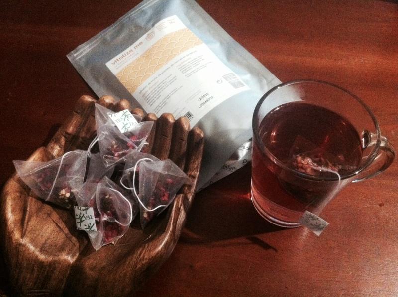 Nouveauté : cure de thé détoxication Kitchendiet + Concours Image10