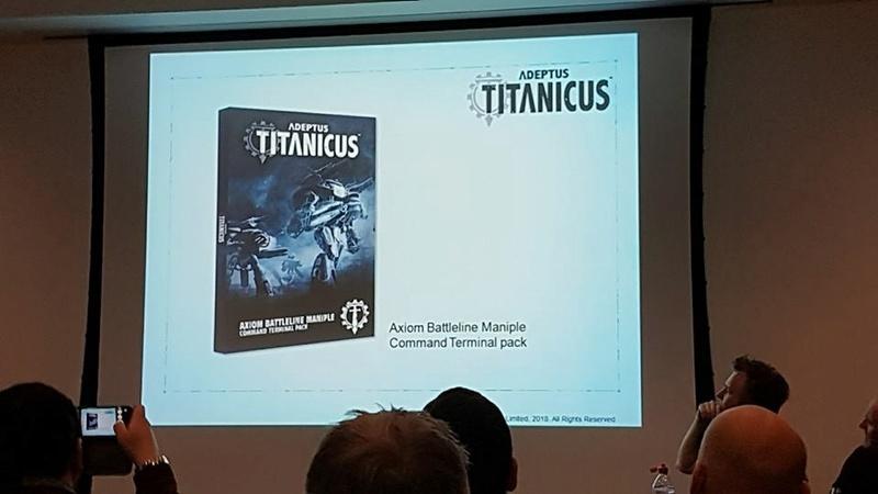 Adeptus Titanicus...version 2018  3f8b4110