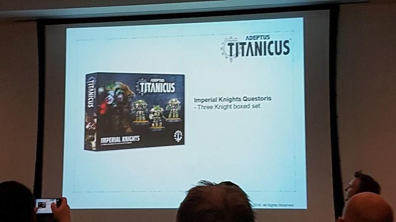 Adeptus Titanicus...version 2018  49e25810
