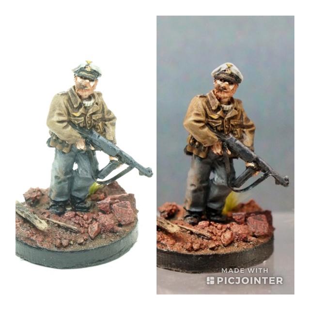 Kriegsmarine Squad 44-45 C3370710