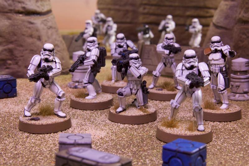 [Star Wars] Star Wars Légion - Du skirmish dans une lointaine galaxie Image102