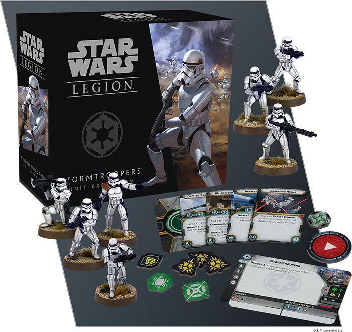 [Star Wars] Star Wars Légion - Du skirmish dans une lointaine galaxie Image104