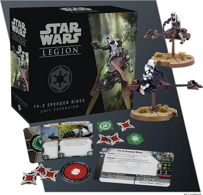 [Star Wars] Star Wars Légion - Du skirmish dans une lointaine galaxie Image105
