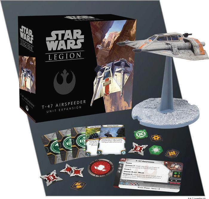 [Star Wars] Star Wars Légion - Du skirmish dans une lointaine galaxie Image131