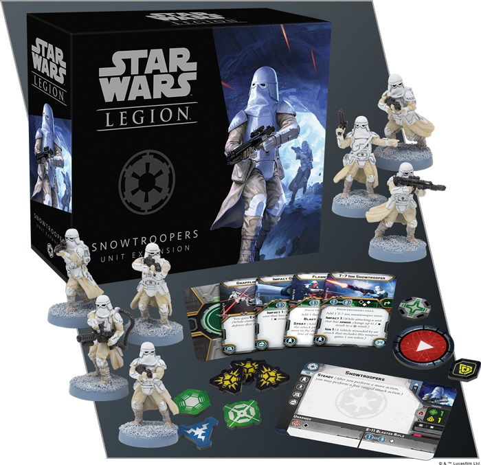 [Star Wars] Star Wars Légion - Du skirmish dans une lointaine galaxie - Page 2 Image216