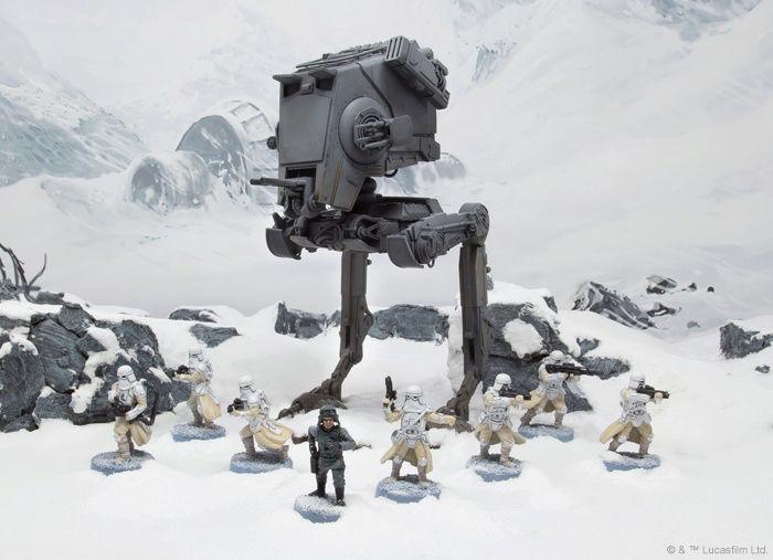 [Star Wars] Star Wars Légion - Du skirmish dans une lointaine galaxie - Page 2 Image218