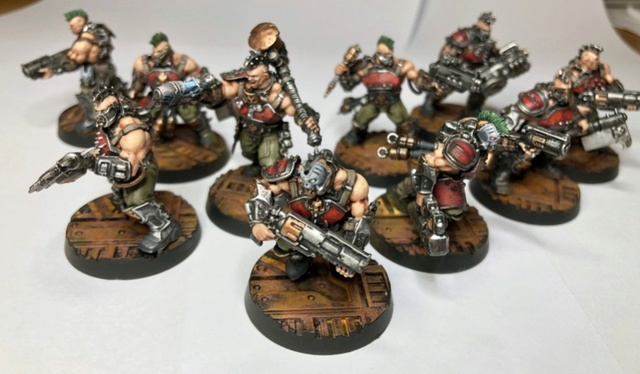 Necromunda underhive, les Solo's gangs Image223