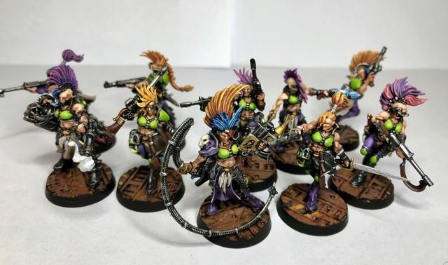 Necromunda underhive, les Solo's gangs Image224