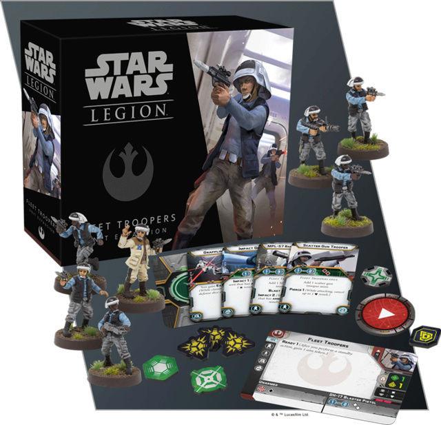 [Star Wars] Star Wars Légion - Du skirmish dans une lointaine galaxie - Page 2 Image227