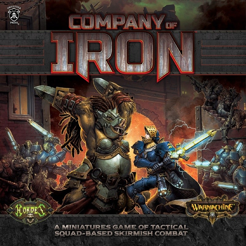 Company of Iron - Warmachine sauce escarmouche Image71