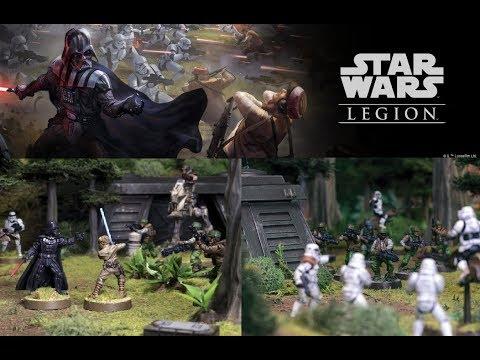 [Star Wars] Star Wars Légion - Du skirmish dans une lointaine galaxie Image97