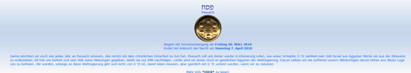 פסח - Pessach : Die Geschichte Pessac10