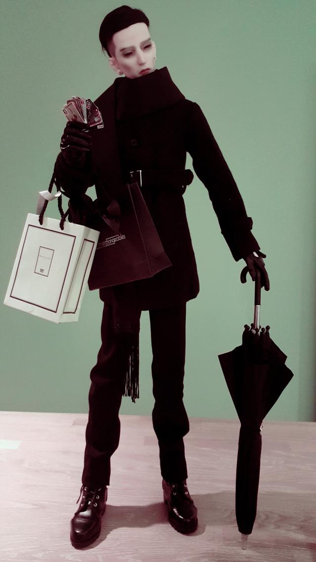 As du Shopping de Noël - S1: LA COURSE AUX CADEAUX Theme10