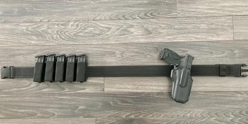 Match Pistolet CQB - Valcartier 28 Juillet 2018 57119f10