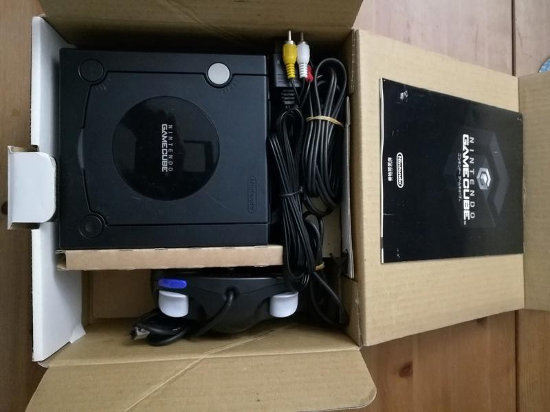[VDS] Nintendo GameCube Noire JAP en boite complète [VENDU] Img_2064