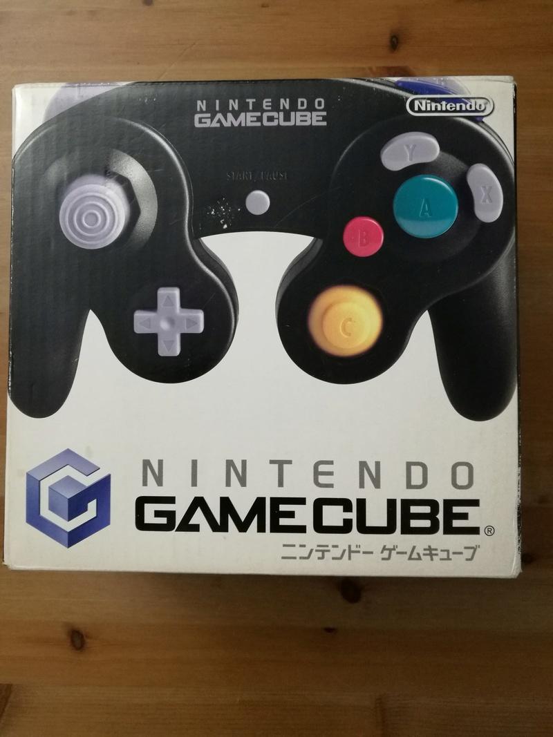 [VDS] Nintendo GameCube Noire JAP en boite complète [VENDU] Img_2066
