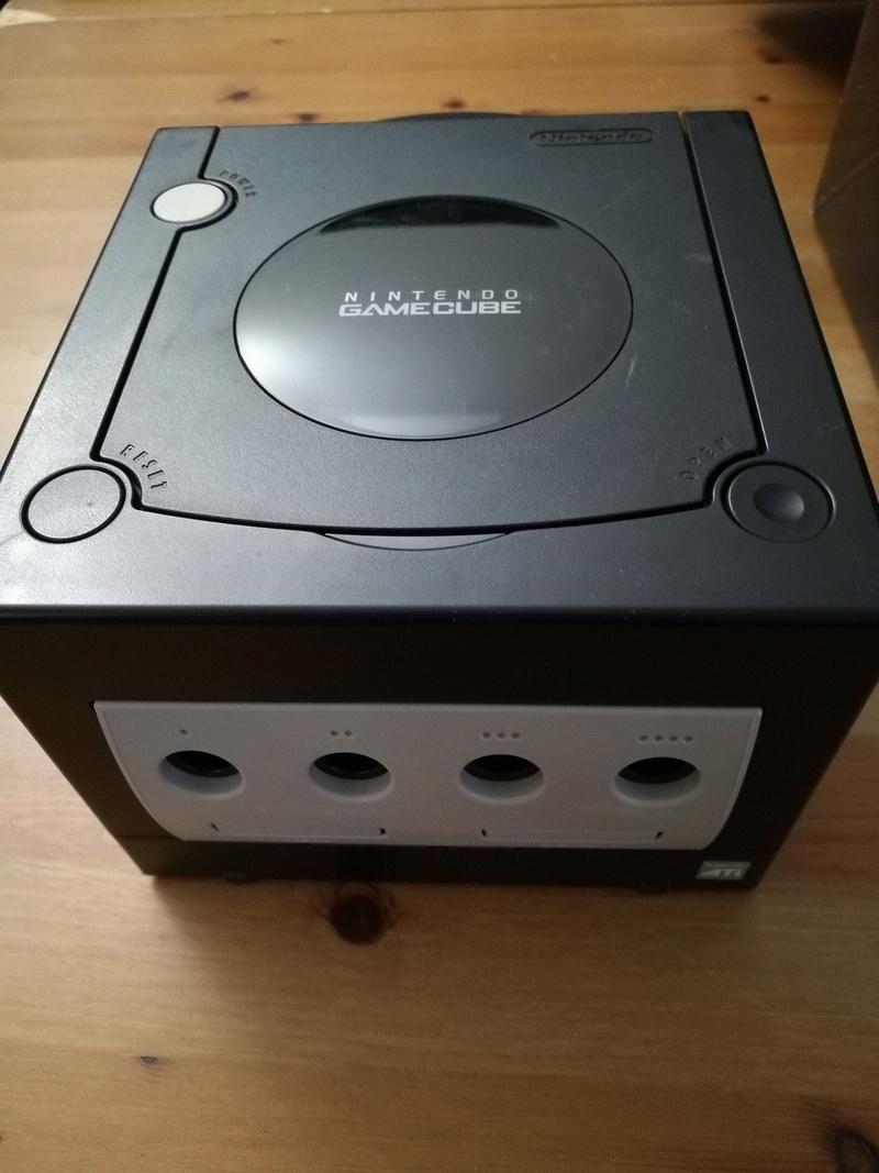 [VDS] Nintendo GameCube Noire JAP en boite complète [VENDU] Img_2067
