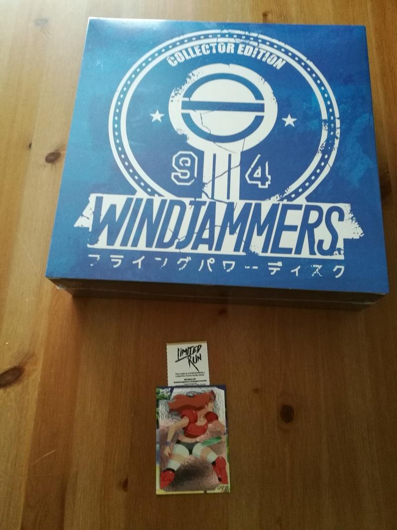 [VDS] Windjammers Collector PS4 avec sa carte et le coupon Neuf scellé Img_2077