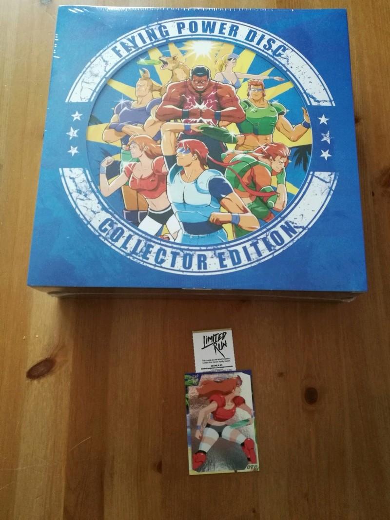 [VDS] Windjammers Collector PS4 avec sa carte et le coupon Neuf scellé Img_2078