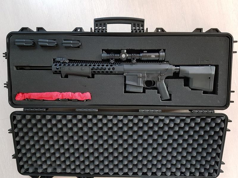 Amélioration mallette VIDA XL carabine . 20180610
