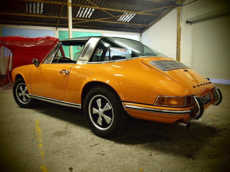 Reconstruction Porsche Targa 1970 - Page 7 P1013636