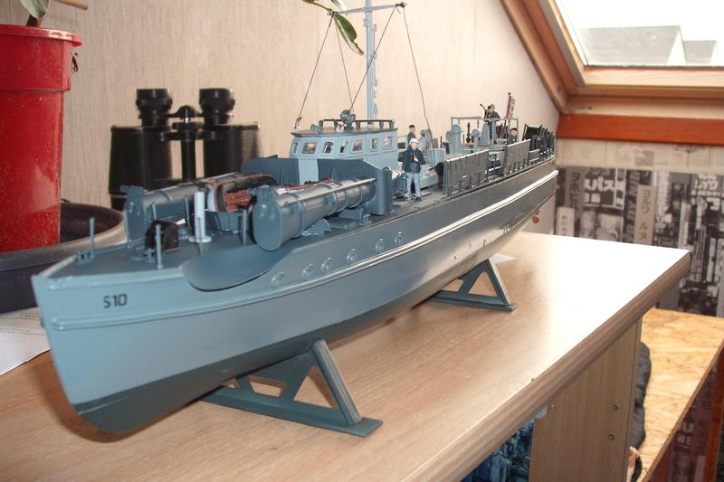 E boat au 1/72 Dscf7838