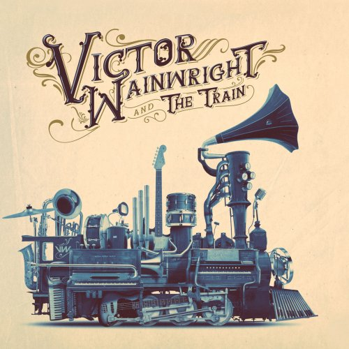 Victor Wainwright and the Train 15205210