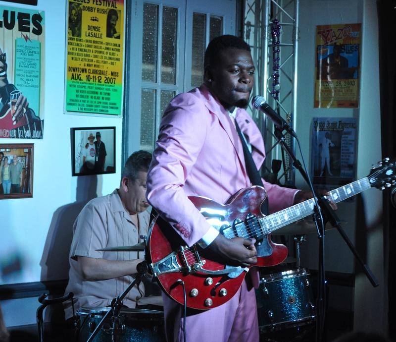Keith Johnson La Maison du Blues 01/04/2018 Dsc_0013