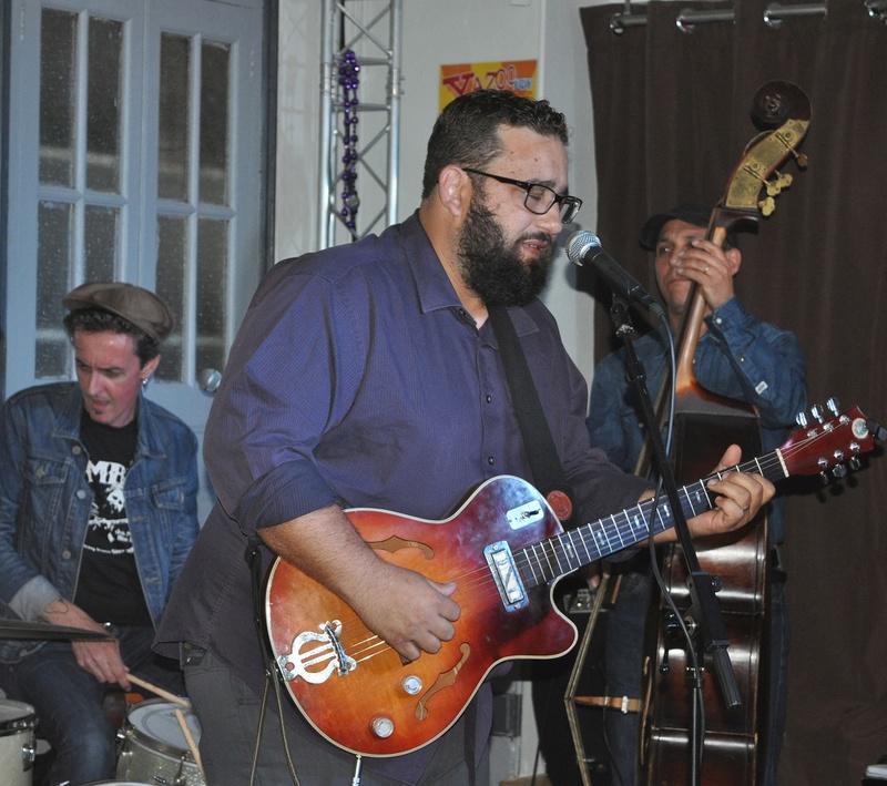 JOSH MILLER AND THE BAD MULES Maison du Blues Chatres  Dsc_0111