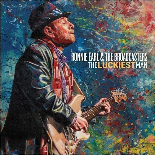 Ronnie Earl & The Broadcasters -The Luckiest Man F9q1jd10