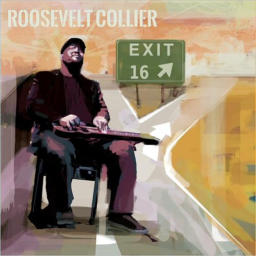 Roosevelt Collier  Exit 16 Folder10