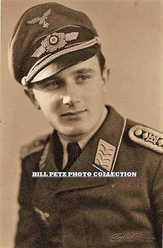 casquette d'officier luft Luft10