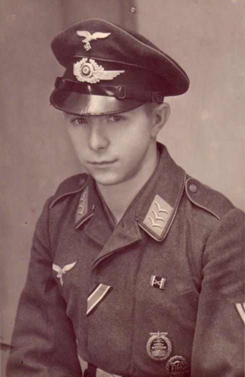 casquette d'officier luft Luftt11