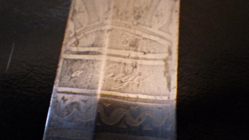 Sabre trés courbé signé A Rongé Liége (belge?) Rimg1119