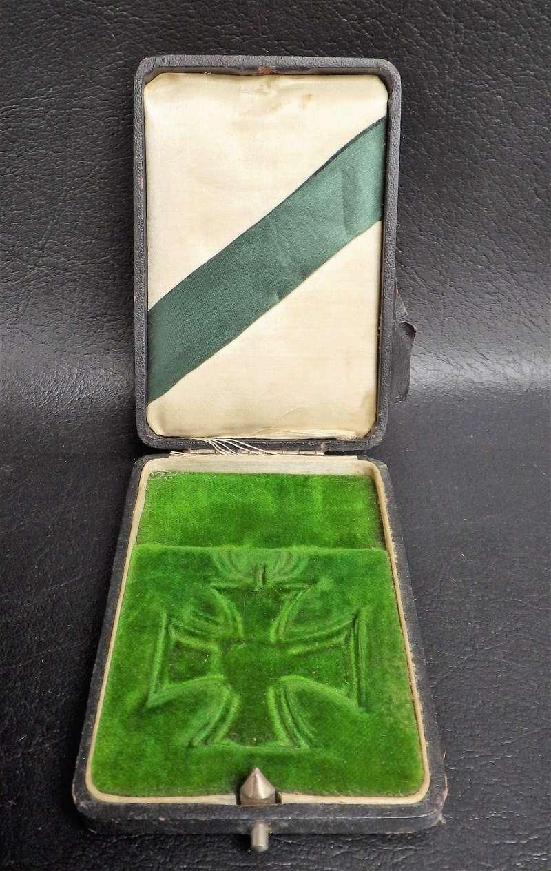 Ecrins pour Croix de Fer de 1ère Classe (EK1) 1914, 1939 et 1957 Rimg1310