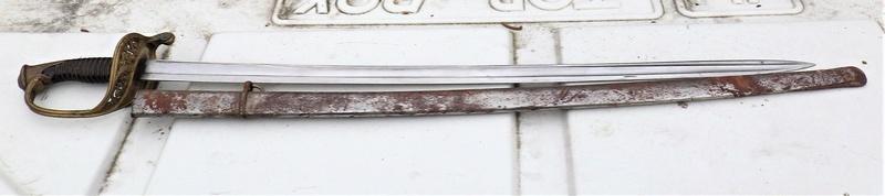 Trois sabres a l'authentification et éstimation (belge et français) Rimg1314